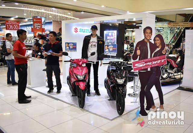 Suzuki Skydrive Sport Experience Philippines