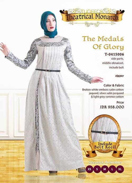 51 Ide Terbaru Baju Muslim Tuneeca