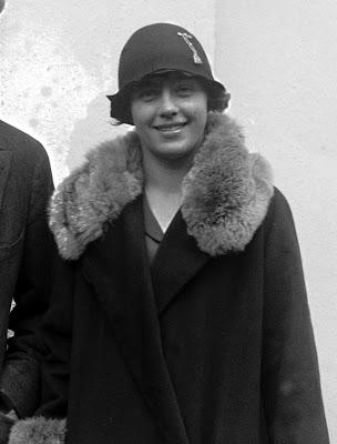 Golfer Glenna Collett Vare
