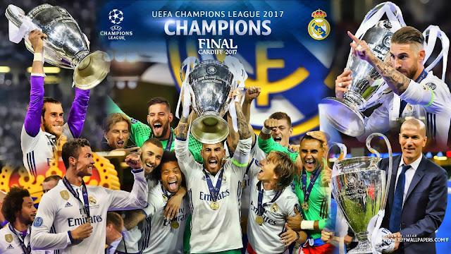 Real Madrid é o campeão da Champions League 2016-2017