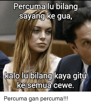 12 Meme 'Percuma' Ini Bikin Ketawa Ngakak Mengenaskan, Jleb!