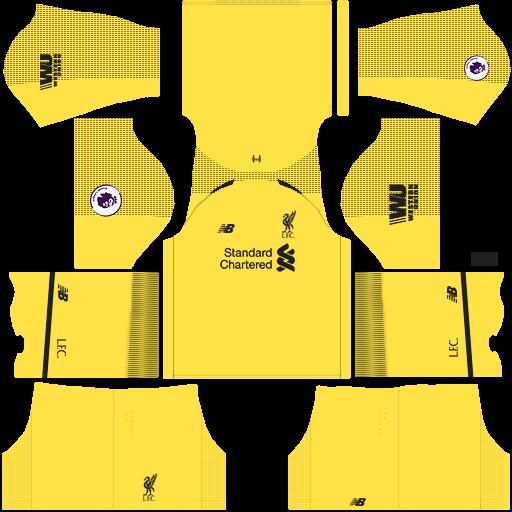 Liverpool Kit 18/19 Dls