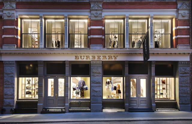 Compras e lojas no SoHo em Nova York