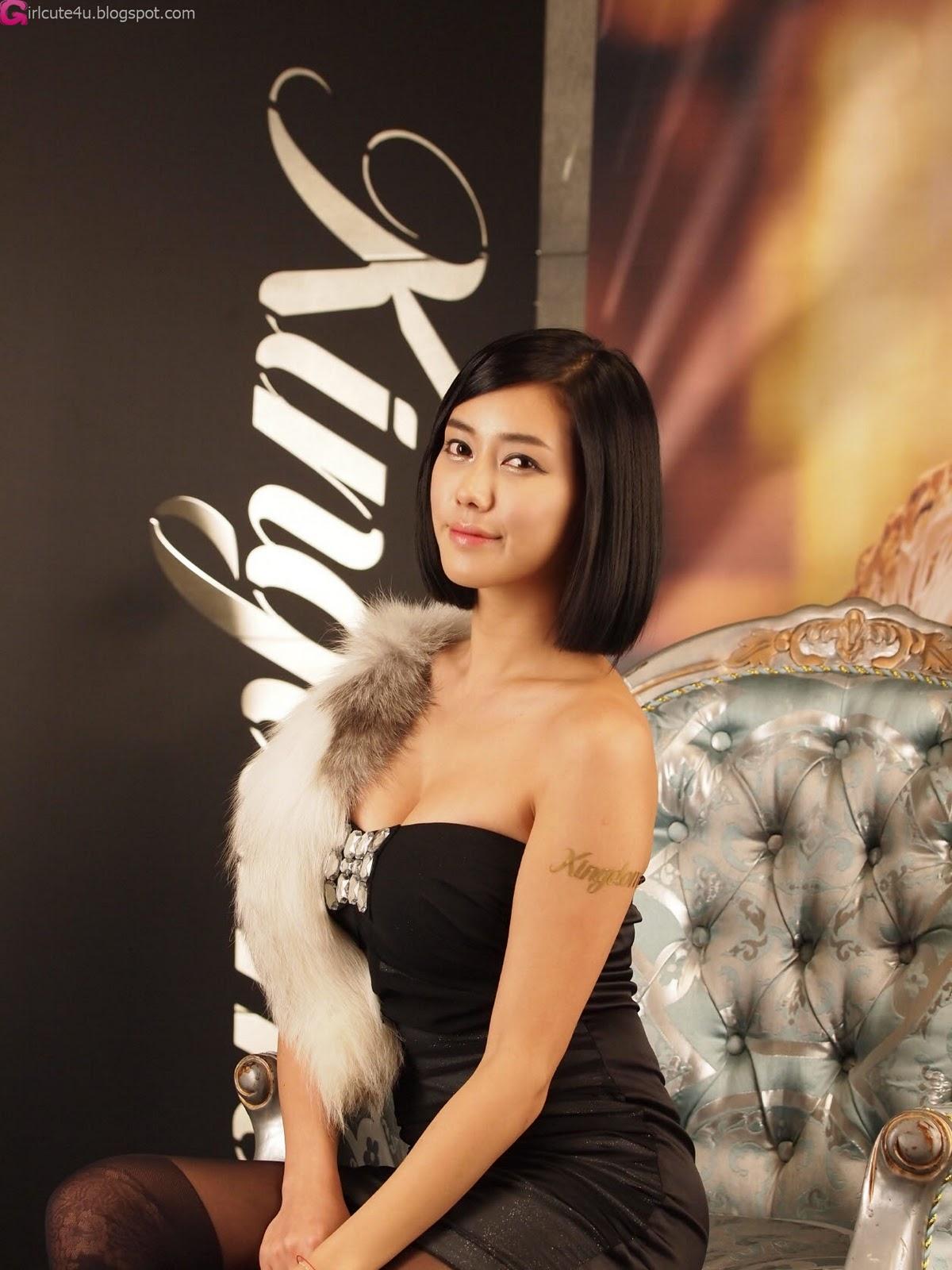 xxx nude girls: Kim Ha Yul FOHM 2013