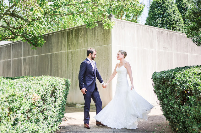 National Presbyterian Church Wedding | Photos by Heather Ryan Photography