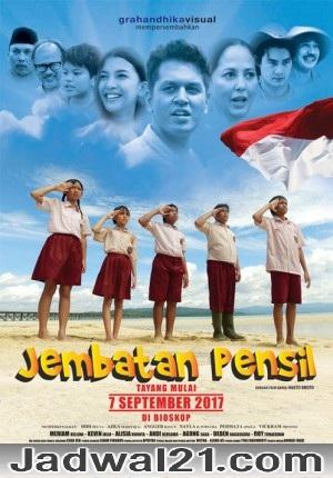 Film JEMBATAN PENSIL 2017