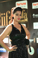 Varalaksmi in Green Glittering Sleeveless Backless Gown at IIFA Utsavam Awards 2017  Day 2  Exclusive 37.JPG
