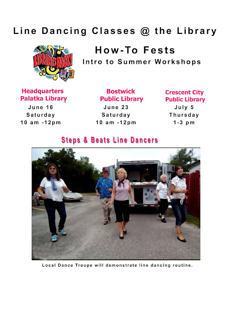 "Putnam County Library Summer ""How - to Fest"