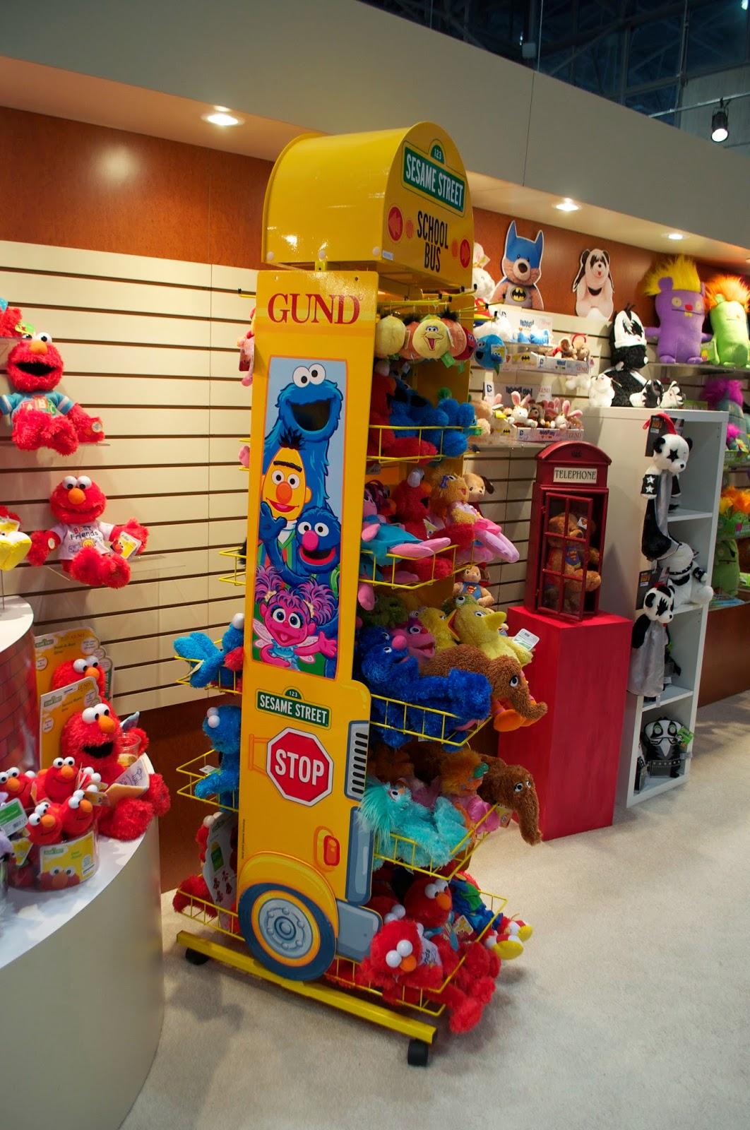 Muppet Stuff Toy Fair 2015