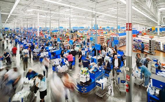 Walmart em Las Vegas