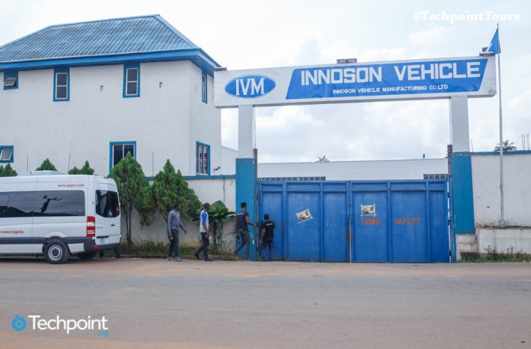 A Visit To Innoson Vehicle Manufacturing Plant And How Work Is Being Done