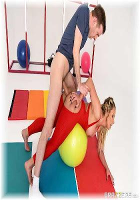 18+ Brazzers-Yoga Freaks: Episode Thirteen-Phoenix Marie XXX Poster