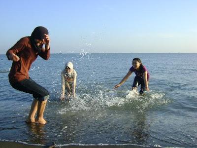 Tempat Wisata Pantai Maron Semarang 14