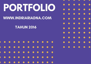 portfolio indriariadna.com 2016