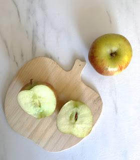 Receta desayuno: avena con manzana, canela y miel. www.soyunmix.com
