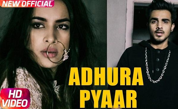 Adhura Pyaar New Punjabi Songs 2017 Armaan Bedil Feat Sara Gurpal Jashan Nanarh