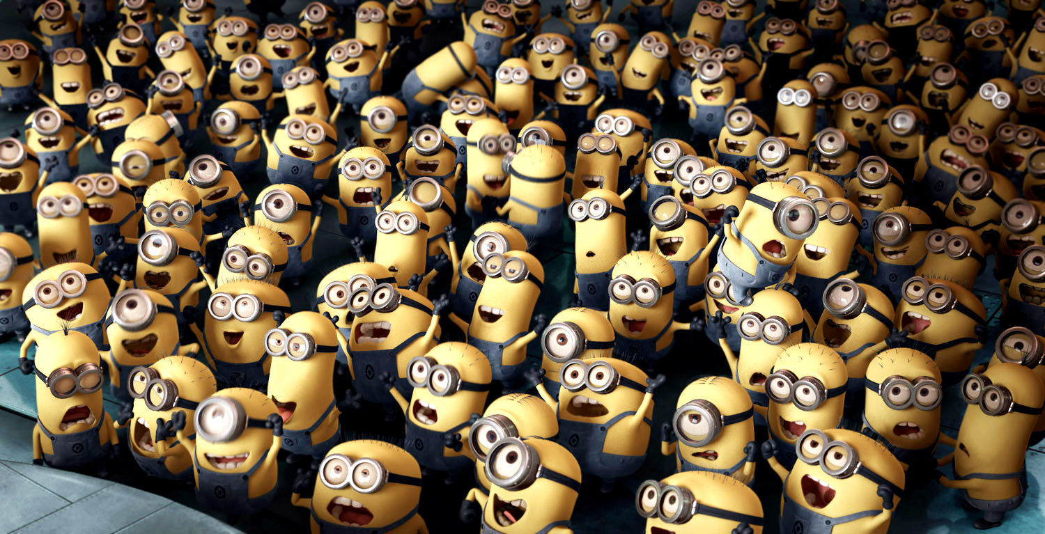 Minions animatedfilmreviews.filminspector.com