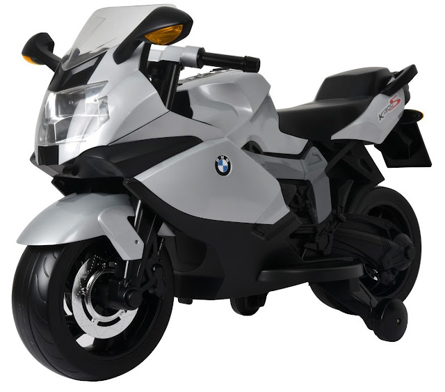 RCS Toys Ride-On BMW Bike - Licensed BMW K1300S Model