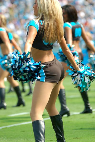 Hot cheerleaders