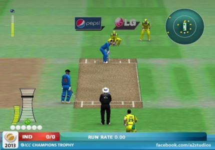 EA Sports Cricket 2015 Free Download For PC Full Version