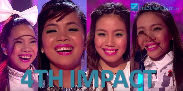 Pinay group 4th Impact enters Top 7 on X Factor UK