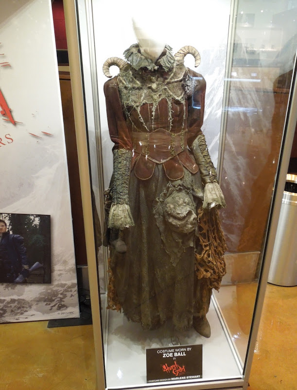 Tall witch costume Hansel Gretel Witch Hunters movie