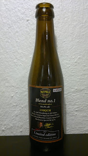 Blend No. 1 Unikum fra Monks
