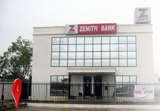 zenith bank building