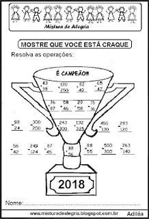A copa mundial e matemática