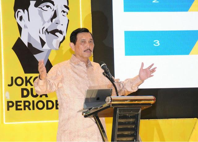 Luhut: Kerja Sama dengan Tiongkok Saling Menguntungkan; Rizal Beber Negara Bangkrut