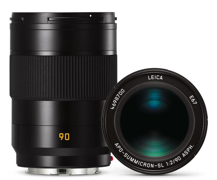 Объектив Leica APO-Summicron-SL 90mm f/2 ASPH.
