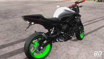 Download , Mod , Moto , Yamaha XJ6 Maiki021 para GTA San Andreas, GTA SA , Jogo PC