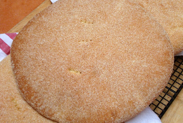 pain marocaine à la semoule