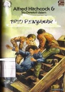 Trio Detektif - Trio Penyamar