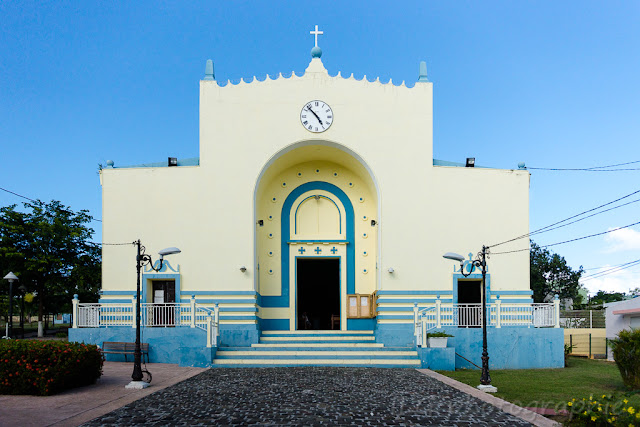Guadeloupe mariage église Petit Bourg