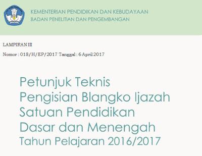 lampiran peraturan kepala balitbang no. 018/h/ep/2017