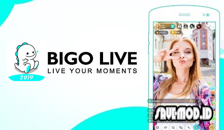 BIGO Live MOD APK 4.14.0 Full Diamond & VIP for Android