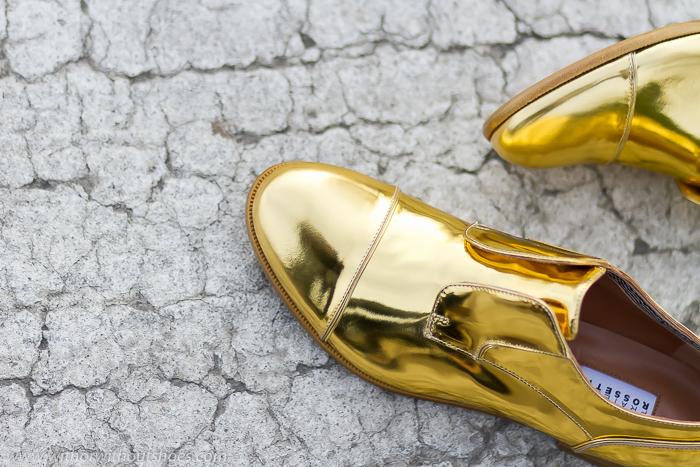BLog Adictaaloszapatos tendencias zapatos dorados
