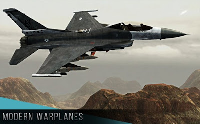 Download Modern Warplanes Apk v1.1 Mod (Free Shopping) 5