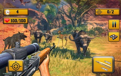 Wild Animal Shooting Game Apk Download