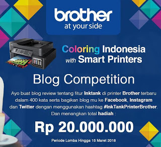 Semuanya Bisa Dilakukan dengan Mudah Bersama  Printer Terbaik Tahun Ini, Brother HL-3170CDW