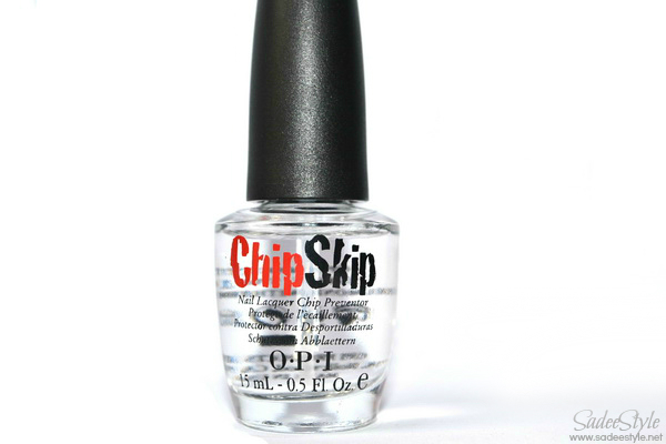 Chipskip by OPI Review