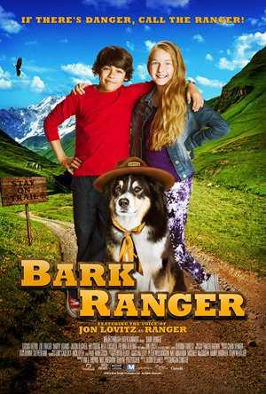 Bark Ranger 2015 Dual Audio Hindi 270MB WEBRip 480p