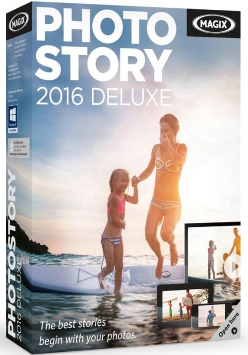 MAGIX Photostory 2016 Deluxe 15.0.5.119 (x64)