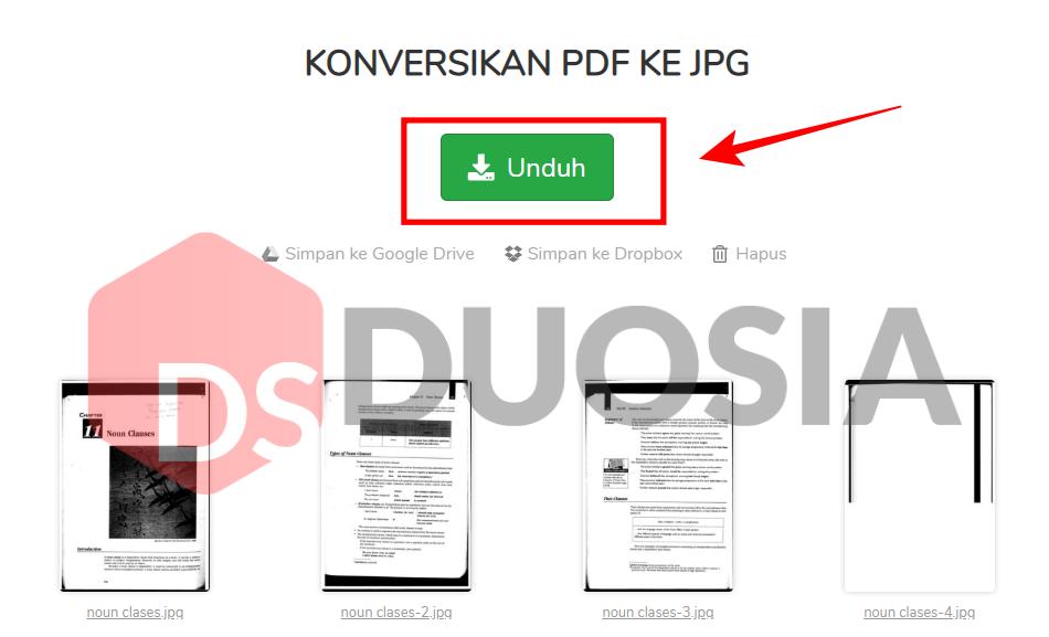 cara konversi pdf ke image