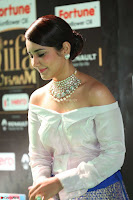 Raashi Khanna in Off Shoulder Top and Blue Skirt Cuteness Overloaded at IIFA Utsavam Awards 2017  HD Exclusive Pics 10.JPG