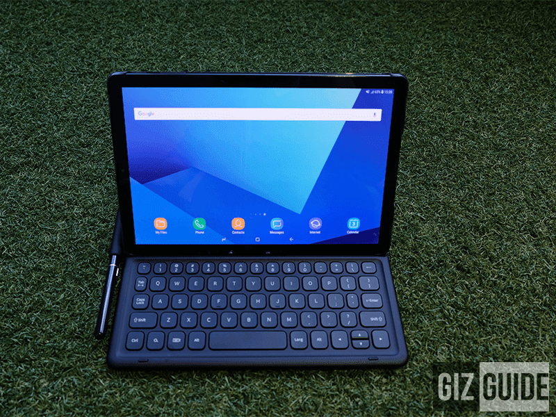Meet the Samsung Galaxy Tab S4