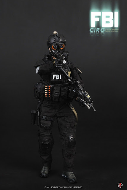 Onesixthscalepictures Soldier Story Fbi Critical Incident