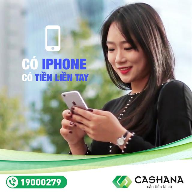 Gọi ngay Cashana có luôn khoản tiền lớn