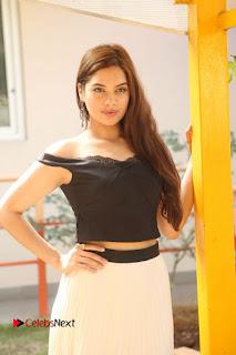 Telugu Actress Tanya Hope Stills at Appatlo Okadundevadu Audio Launch  0124.JPG